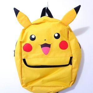 Pikachu Back Pack Bag Benson Showbag